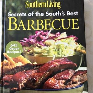 Southern Living Secrets of the South Cookbook